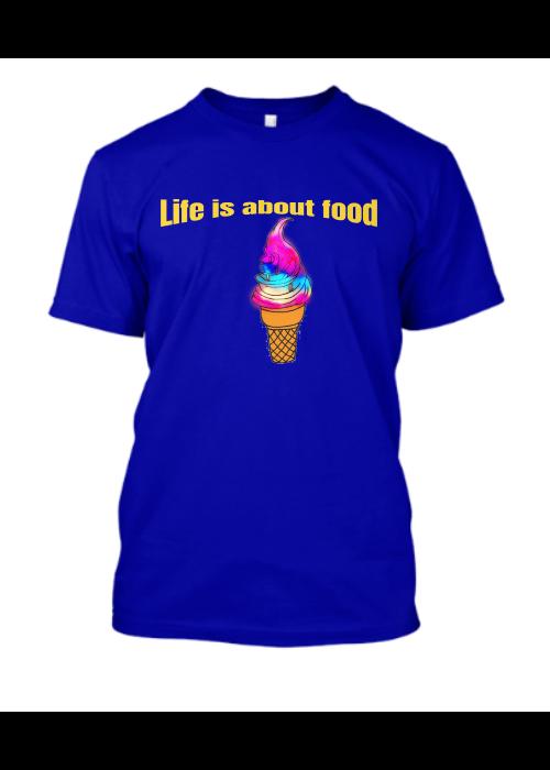icecream blue T