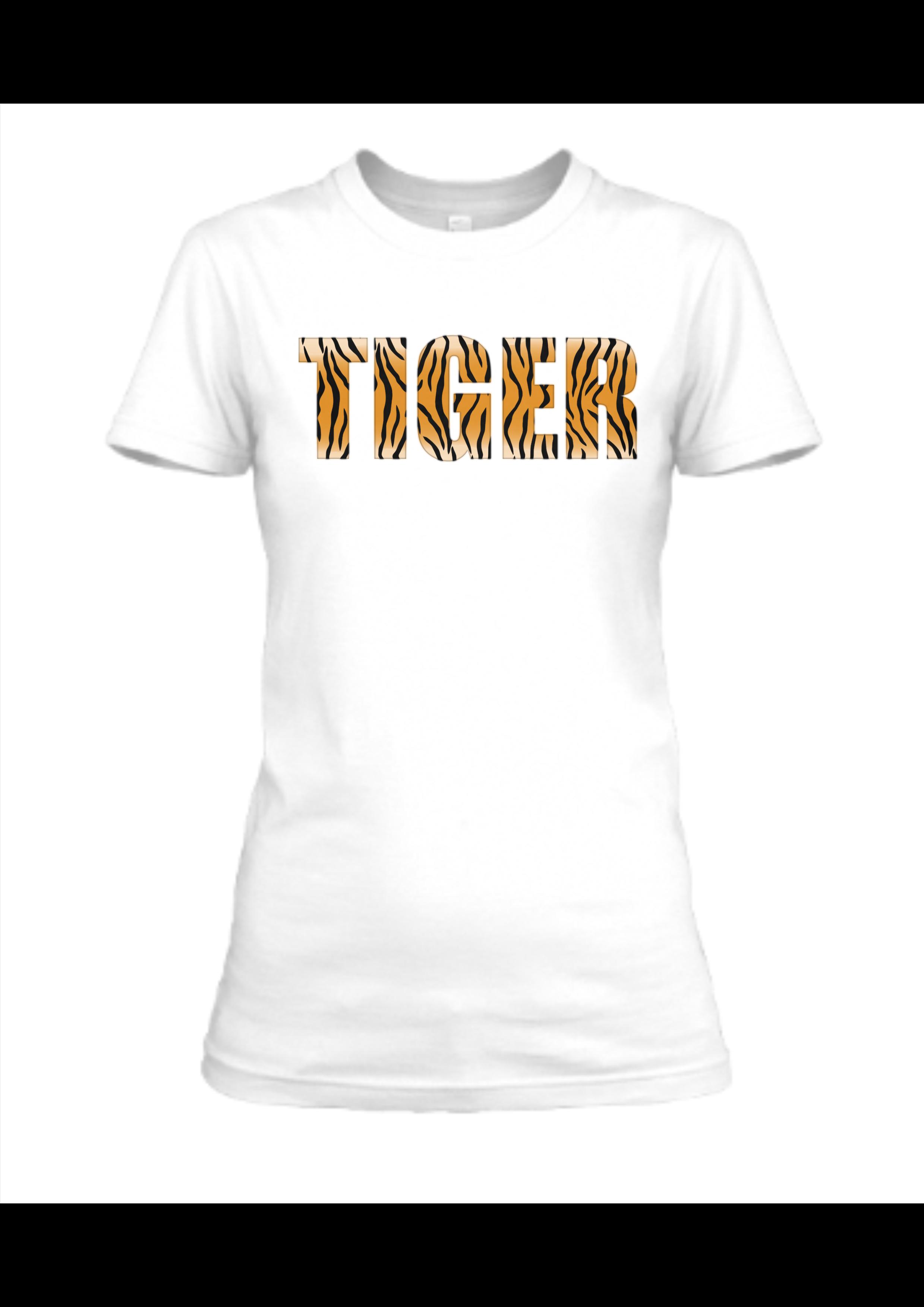 Tiger female T-shirt