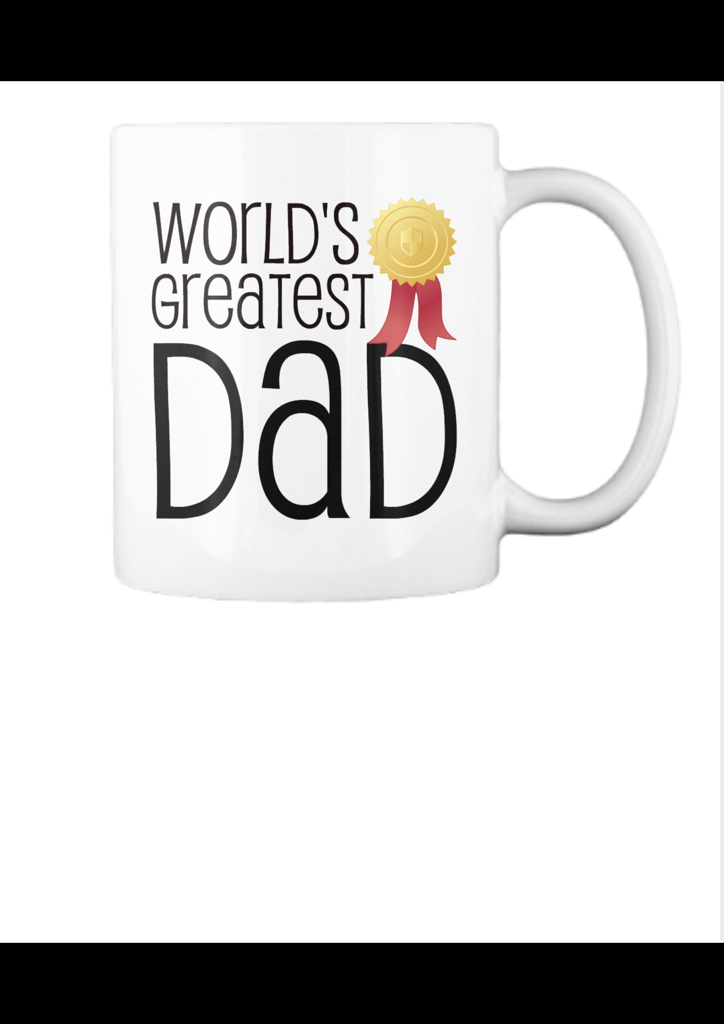 Mug Worlds greatest dad